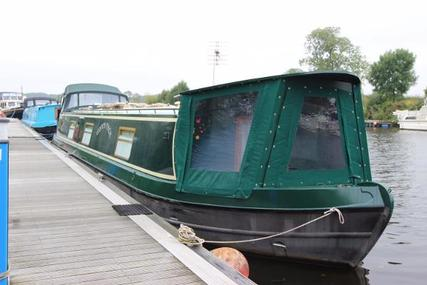 Liverpool Boats Wide Beam 57 x 11 for sale in United Kingdom for £79,995