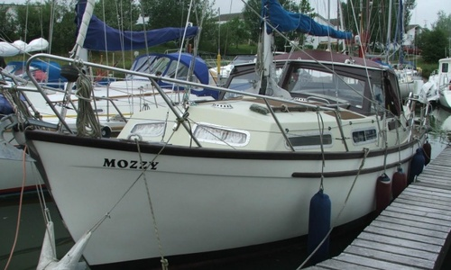 Image of Sunspeed 27 Motor Sailer for sale in United Kingdom for £14,000 Tollesbury, Essex, United Kingdom