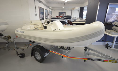 Image of Williams Turbojet 285 for sale in United Kingdom for £8,950 Boats.co. HQ, Essex Marina, United Kingdom