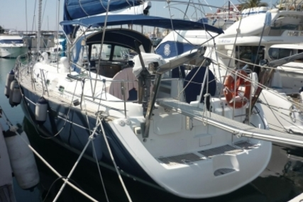 Beneteau Oceanis 50 for sale in Spain for €159,000 (£140,175)