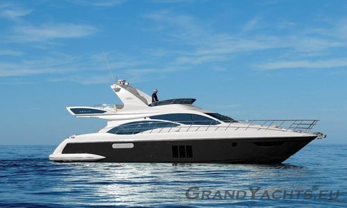 Image of Azimut Yachts 60 for sale in Belgium for €649,000 (£585,661) Massenhoven, Massenhoven, Belgium