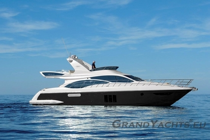 Azimut 60 for sale in Belgium for €649,000 (£574,016)