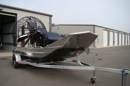 Custom 14 Airboat for sale in United States of America for $54,500 (£43,292)