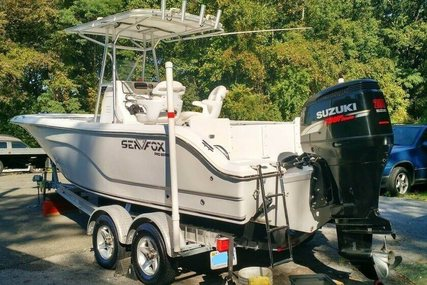 Sea Fox 236 Center Console for sale in United States of America for $29,900 (£21,175)