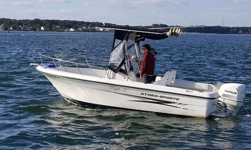 Image of Hydra-Sports Lightning 212 for sale in United States of America for $19,950 (£14,265) Neptune, New Jersey, United States of America