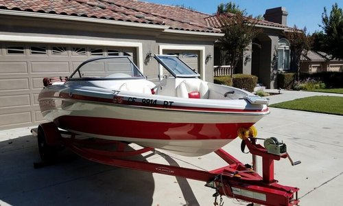 Image of Tahoe 18 Q4SS for sale in United States of America for $14,995 (£10,805) Hollister, California, United States of America
