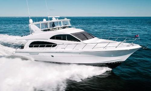 Image of Hatteras 64 Motor Yacht for sale in United States of America for $1,550,000 (£1,174,465) Huntington, Long Island, NY, United States of America