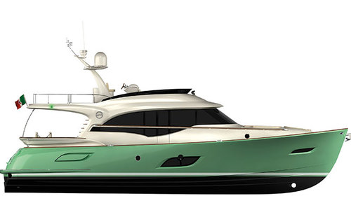Image of Mochi Craft Dolphin 64 Fly for sale in  for €1,250,000 (£1,094,533) Mallorca,