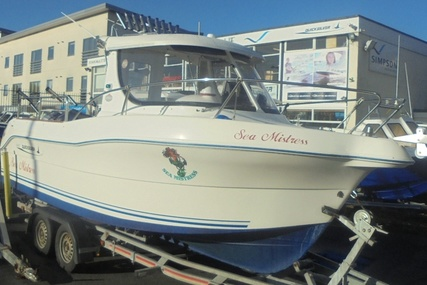 Quicksilver 640 Pilothouse for sale in United Kingdom for £21,995