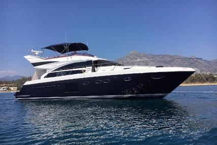 Princess 64 for sale in Spain for £1,100,000