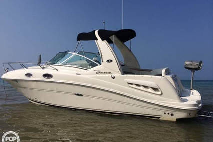 Sea Ray 260 Sundancer for sale in United States of America for $61,200 (£46,420)