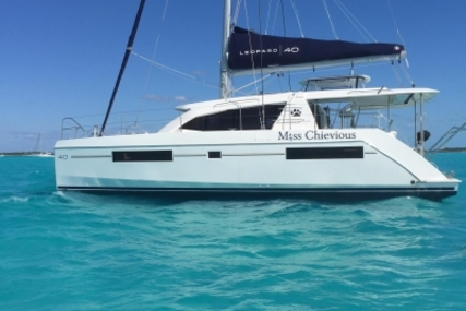 Robertson and Caine Leopard 40 for sale in Puerto Rico for $469,000 (£356,280)