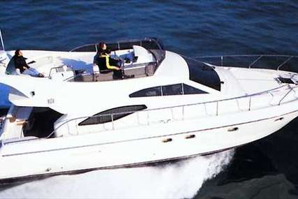 Ferretti 430 for sale in Spain for €169,000 (£148,765)