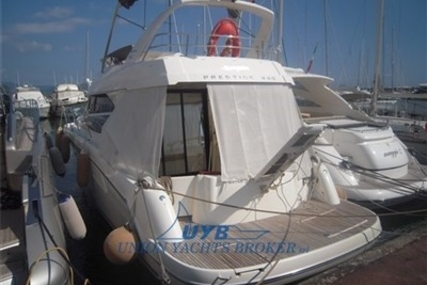 Prestige 440 for sale in Italy for €240,000 (£214,265)