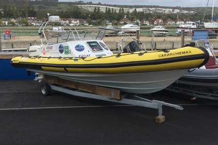 Ribcraft 8.8 for sale in United Kingdom for £32,500