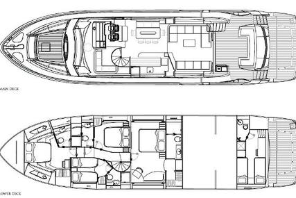 Sunseeker 75 Yacht for sale in Malta for £2,395,000