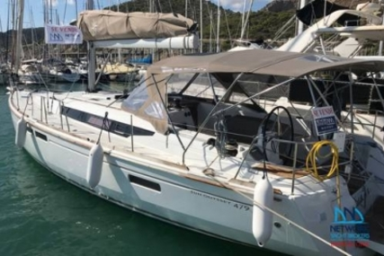 Jeanneau Sun Odyssey 479 for sale in Spain for £255,000