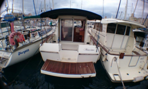 Image of Beneteau Antares 805 for sale in France for €22,000 (£19,271) MARSEILLE, France