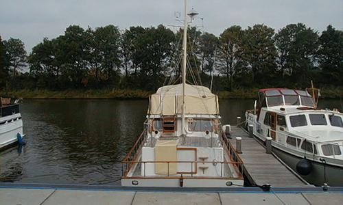 Image of Blue Ocean Trawler 36 Trawler for sale in Netherlands for €65,000 (£55,667) Urk, , Netherlands