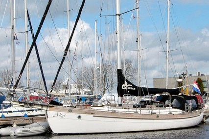 Hans Christian 43 T for sale in Netherlands for €167,500 (£148,150)