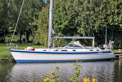 Hallberg-Rassy 43 for sale in Netherlands for €335,000 (£298,835)