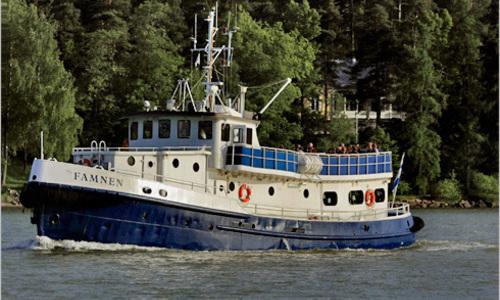 Image of Steel Passenger vessel for sale in Finland for €380,000 (£333,963) Turku (), Finland