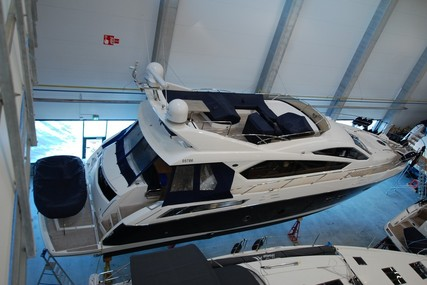 Sunseeker Manhattan 63 for sale in Finland for €1,250,000 (£1,097,859)
