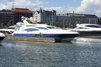 Azimut 68 Plus for sale in Finland for €395,000 (£347,687)