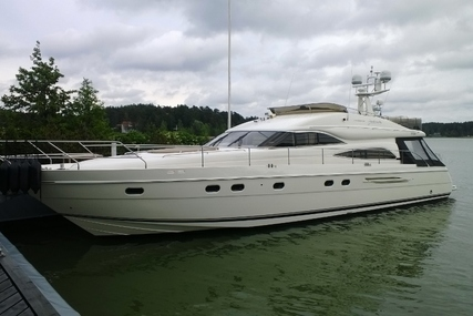 Princess 65 for sale in Finland for €580,000 (£528,609)