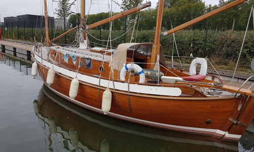 Image of Colin Archer Wooden Ketch for sale in Netherlands for €52,000 (£46,239) Zwartsluis (, Netherlands