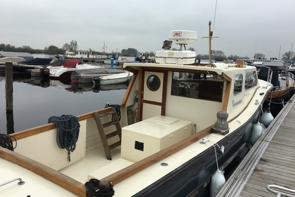 Coastworker 32 for sale in Netherlands for €29,500 (£26,092)