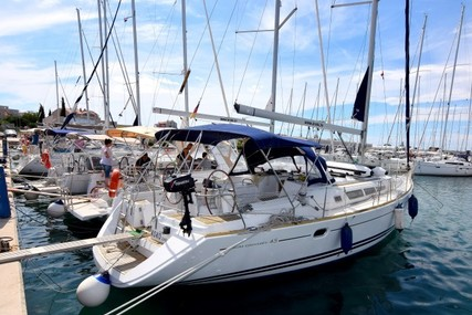 Jeanneau Sun Odyssey 45 for sale in Croatia for €92,000 (£81,522)