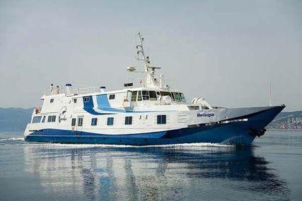Beluga Steel Passenger Ship for sale in Croatia for €395,000 (£347,494)
