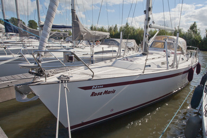 Najad 400 for sale in Netherlands for €220,000 (£195,714)