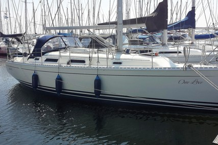 Hanse 341 for sale in Netherlands for €59,000 (£51,678)