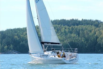 Elan 340 for sale in Finland for €85,000 (£75,961)