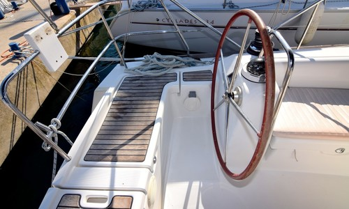 Image of Beneteau Oceanis 43 for sale in Croatia for €91,000 (£78,343) Croatia