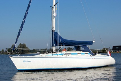 Elan 33 for sale in Netherlands for €28,500 (£25,044)