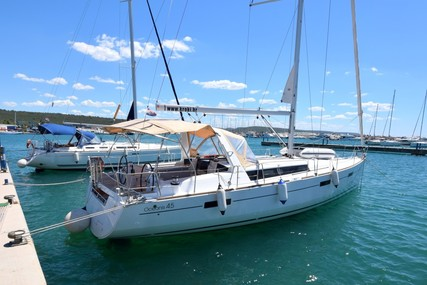 Beneteau Oceanis 45 for sale in Croatia for €180,000 (£160,580)