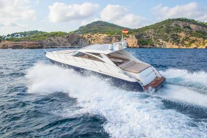 Princess V58 for sale in Spain for €268,500 (£237,478)