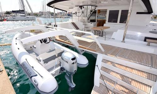 Image of Lagoon 52 for sale in Croatia for €825,000 (£716,208) Dalmatia (, Croatia