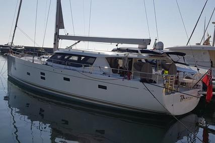 Moody 54DS pilothouse for sale in Italy for €700,000 (£622,361)