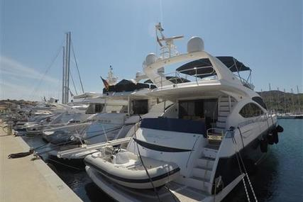Sunseeker Manhattan 70 for sale in Montenegro for €850,000 (£758,854)
