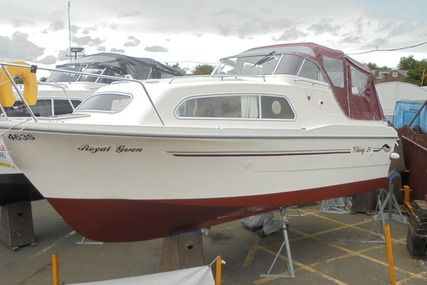 Viking 24 Wide Beam for sale in United Kingdom for £29,995