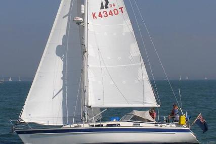Hallberg-Rassy 34 for sale in United Kingdom for £48,500