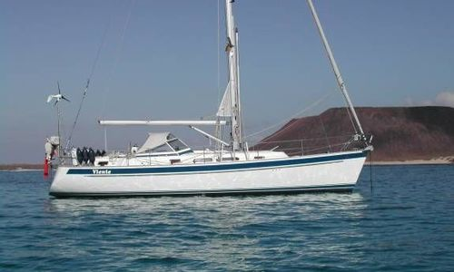 Image of Hallberg-Rassy 40 for sale in Ireland for £229,950 Cork, Ireland