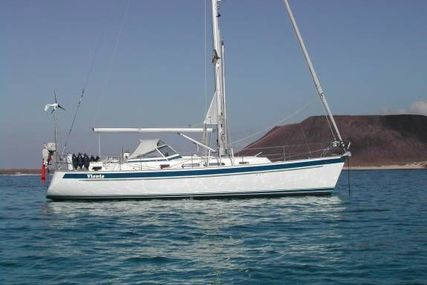 Hallberg-Rassy 40 for sale in Portugal for £229,950
