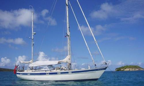 Image of Hallberg-Rassy 42E for sale in Spain for £120,000 Gran Canaria, Spain