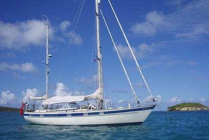 Hallberg-Rassy 42E for sale in Spain for £120,000