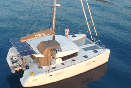 Lagoon 39 for sale in Montenegro for €307,000 (£274,080)